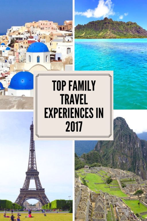 Top Family Travel Experiences
