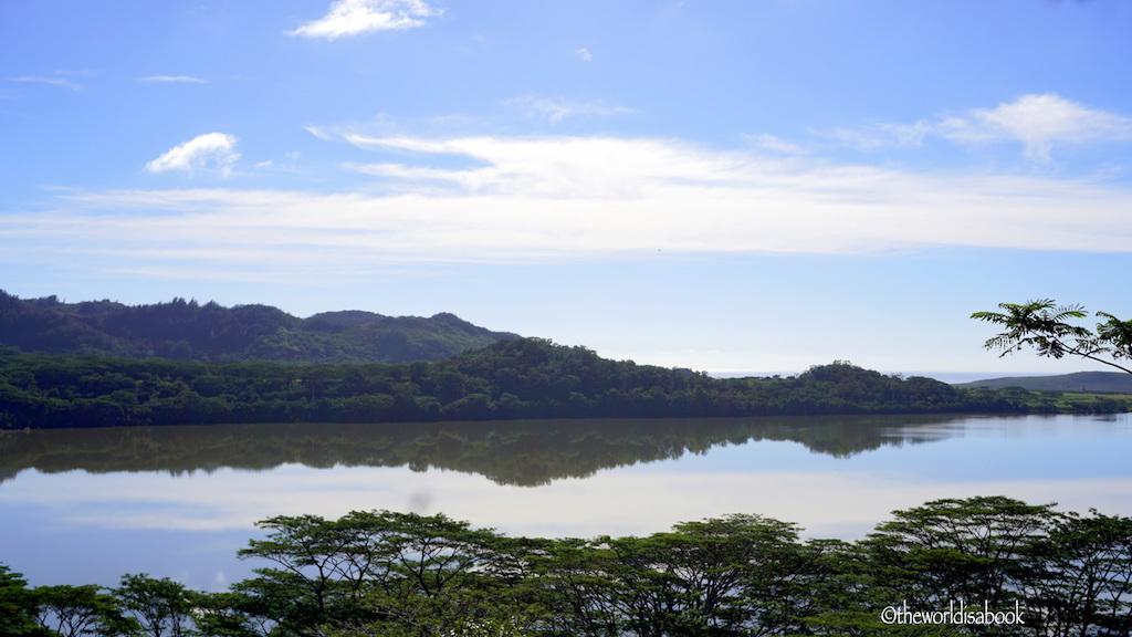 Waita Reservoir Kauai