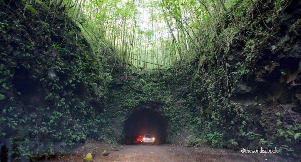 Koloa lava tunnel