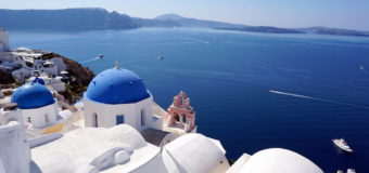 Spending a Day in Santorini, Greece