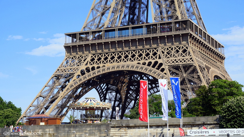 How Many Euros Is It For The Eiffel Tower Tour