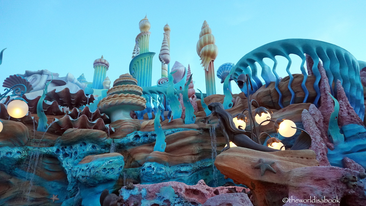 Tips For Visiting Tokyo Disneysea The World Is A Book Tiket Disneyland 1 Day Pass Junior E Ticket Mermaid Lagoon