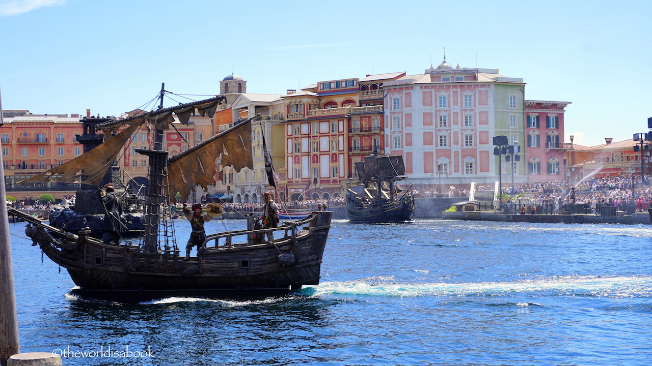 Tips For Visiting Tokyo Disneysea The World Is A Book Tiket Disneyland 1 Day Pass Junior E Ticket Pirate Show