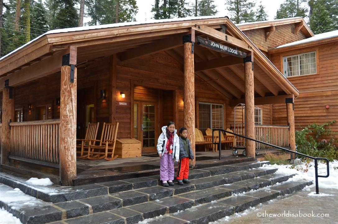 Kings Canyon Dining And Lodging The World Is A Book