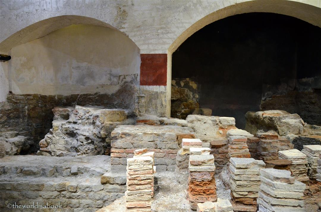 A Step Back In Time at the Roman Baths Bath England - The ...