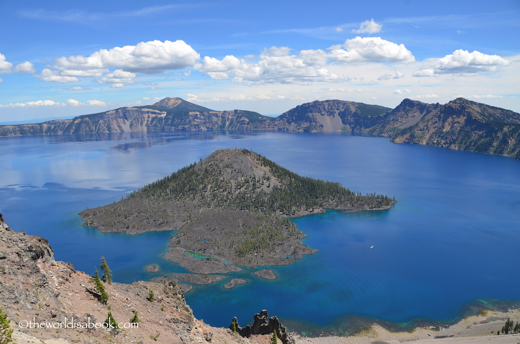 Rim Drive At Crater Lake National Park With Kids The World Is A Book