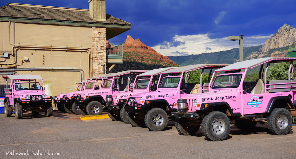 Pink Jeep Tours Las Vegas Reviews Lifehacked1st Com