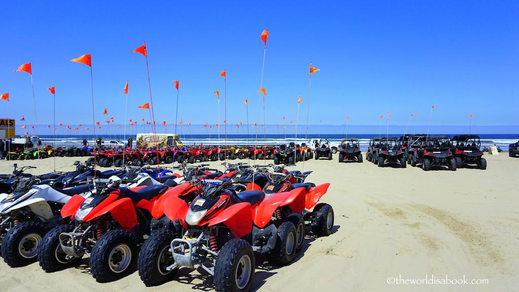 Oceano Sand Dunes Atvs
