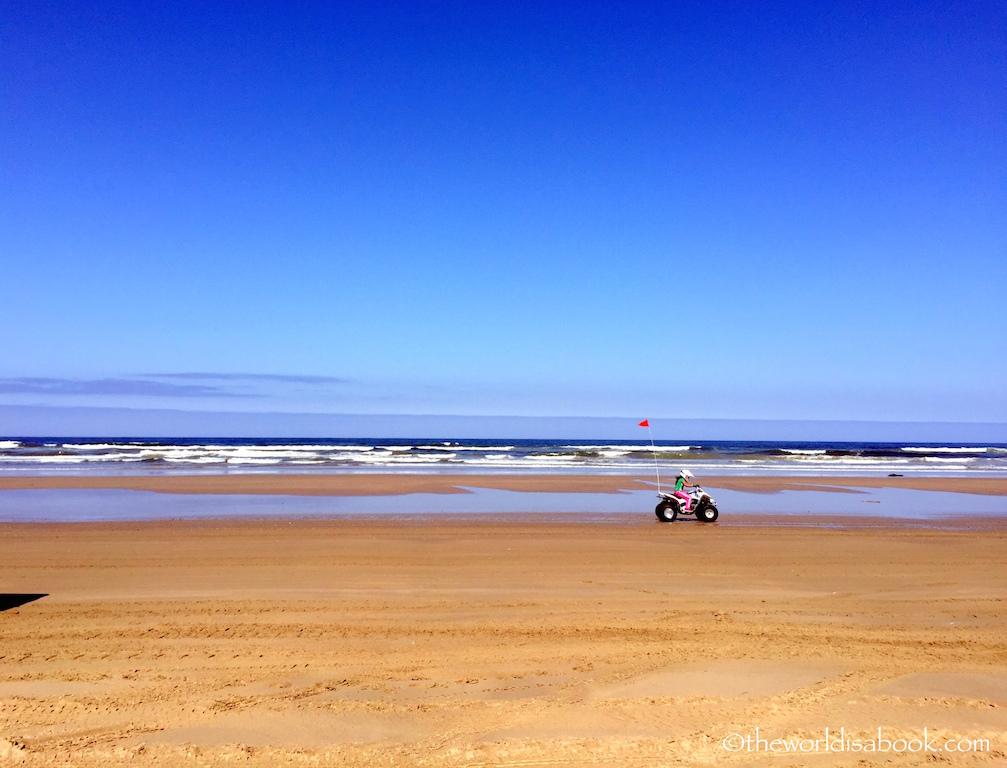 Oceano Sand Dunes Beach