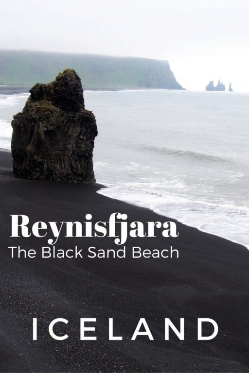 Walking Reynisfjara Black Sand Beach in Iceland - The World