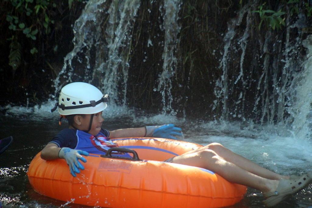 Mountain Tubing with Kauai Backcountry Adventures - The