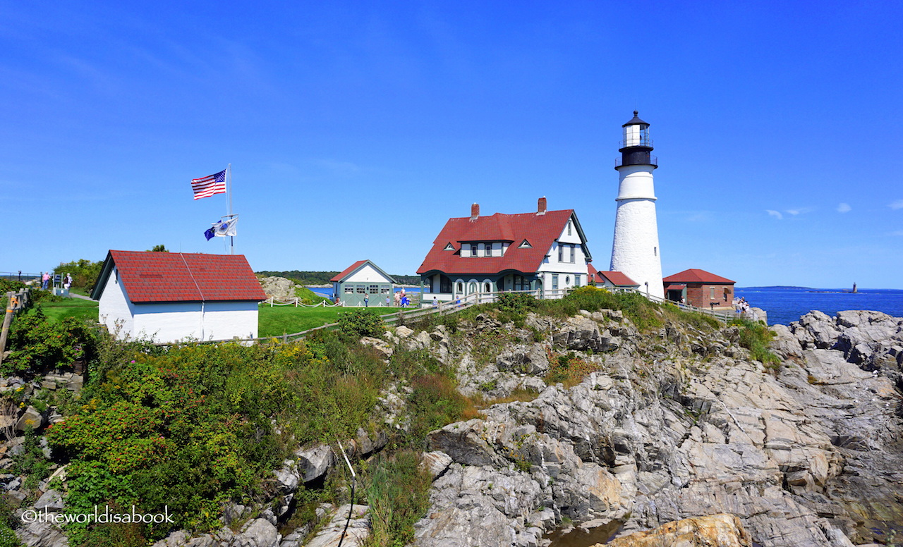 5 Free Things To Do in Portland, Maine - The World Is A Book